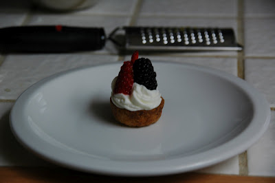 Jay, Conan and Dessert – Mini Berry Tarts