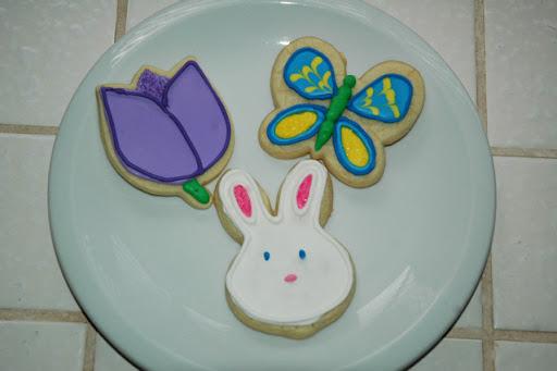Easter/Spring Cookies