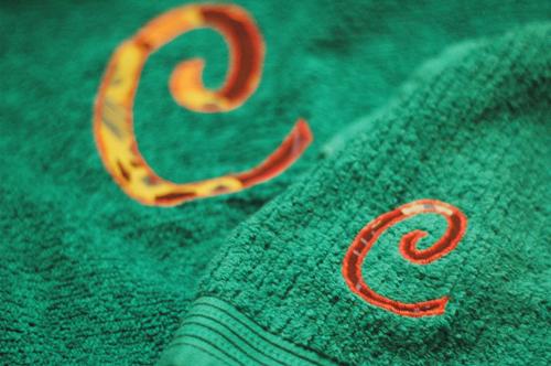 Custom Fabric Transfers