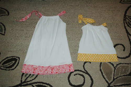 Girl's Swimsuit Cover-Up