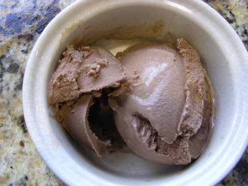 Chocolate Ice Cream – Sweet and Spicy