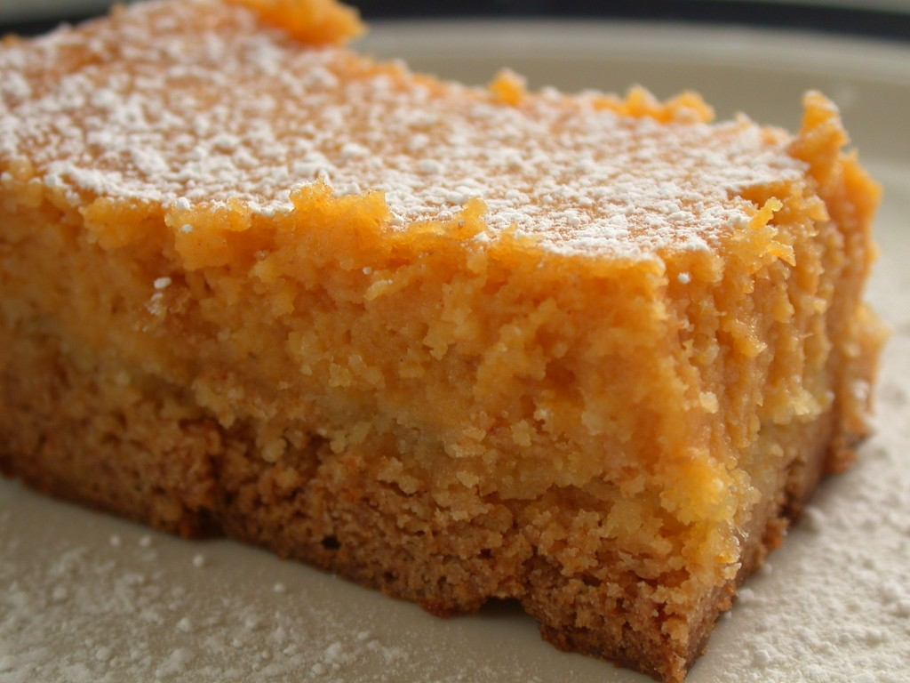 Pumpkin Gooey Butter Cake | BlogHer