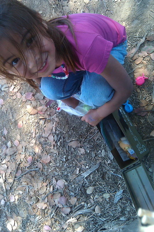 Geocaching – Fun for the Family and Good for the Environment