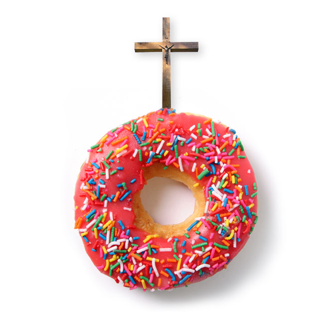 Church of the Holy Donut — Life and Struggles with Faith in the Family