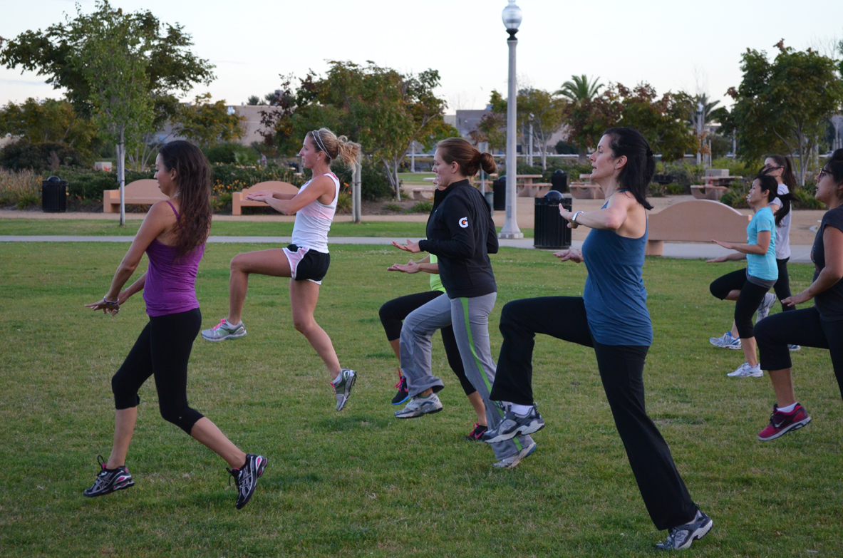 SD Mom's Night Out Fitness Event