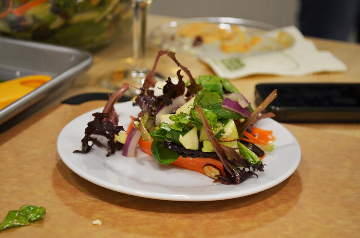 Fresh and Easy: Winter Fruit Salad with Honey Apple Cider Vinaigrette