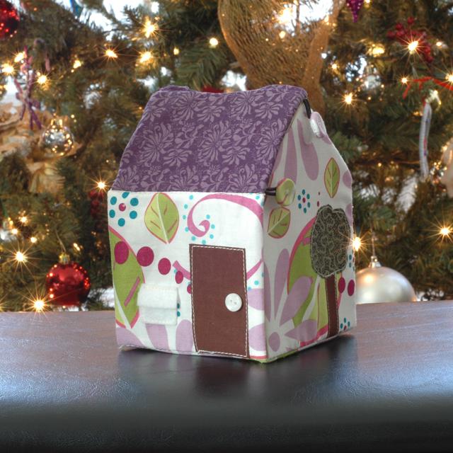 Teaser: Mini Fabric House