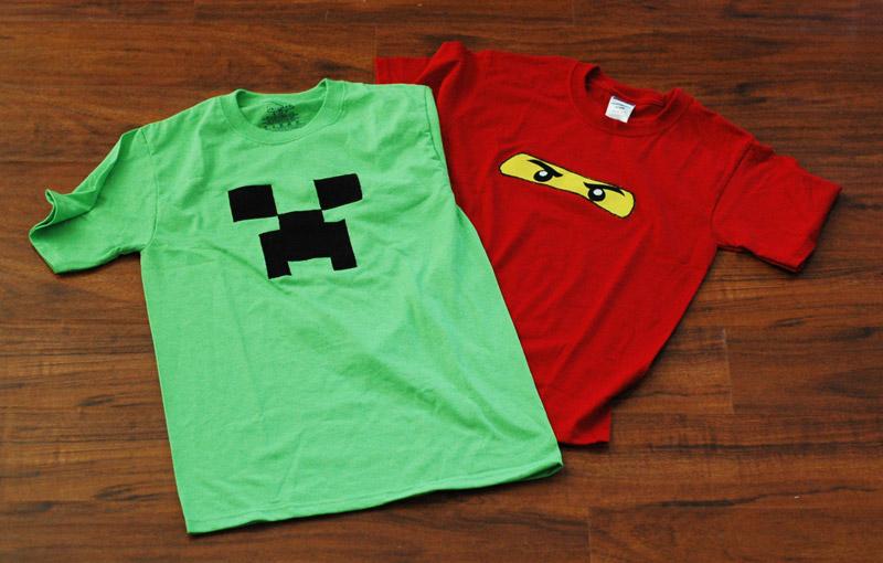 Custom Boys T-Shirts