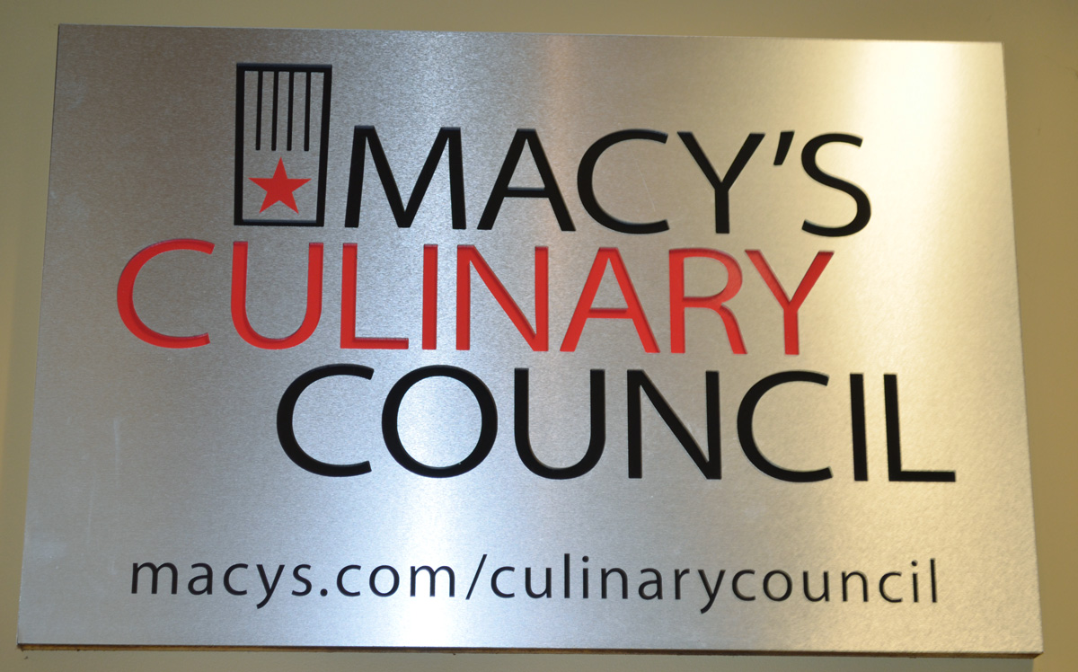 Macy's Culinary Council with Chef Nancy Silverton