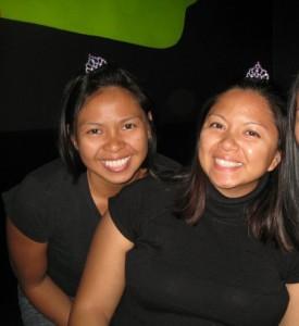 me and sis