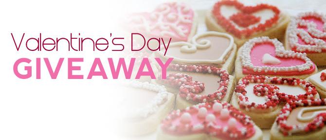 Win Valentine's Day Cookies!