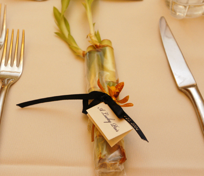 DIY Wedding Favors that Grow