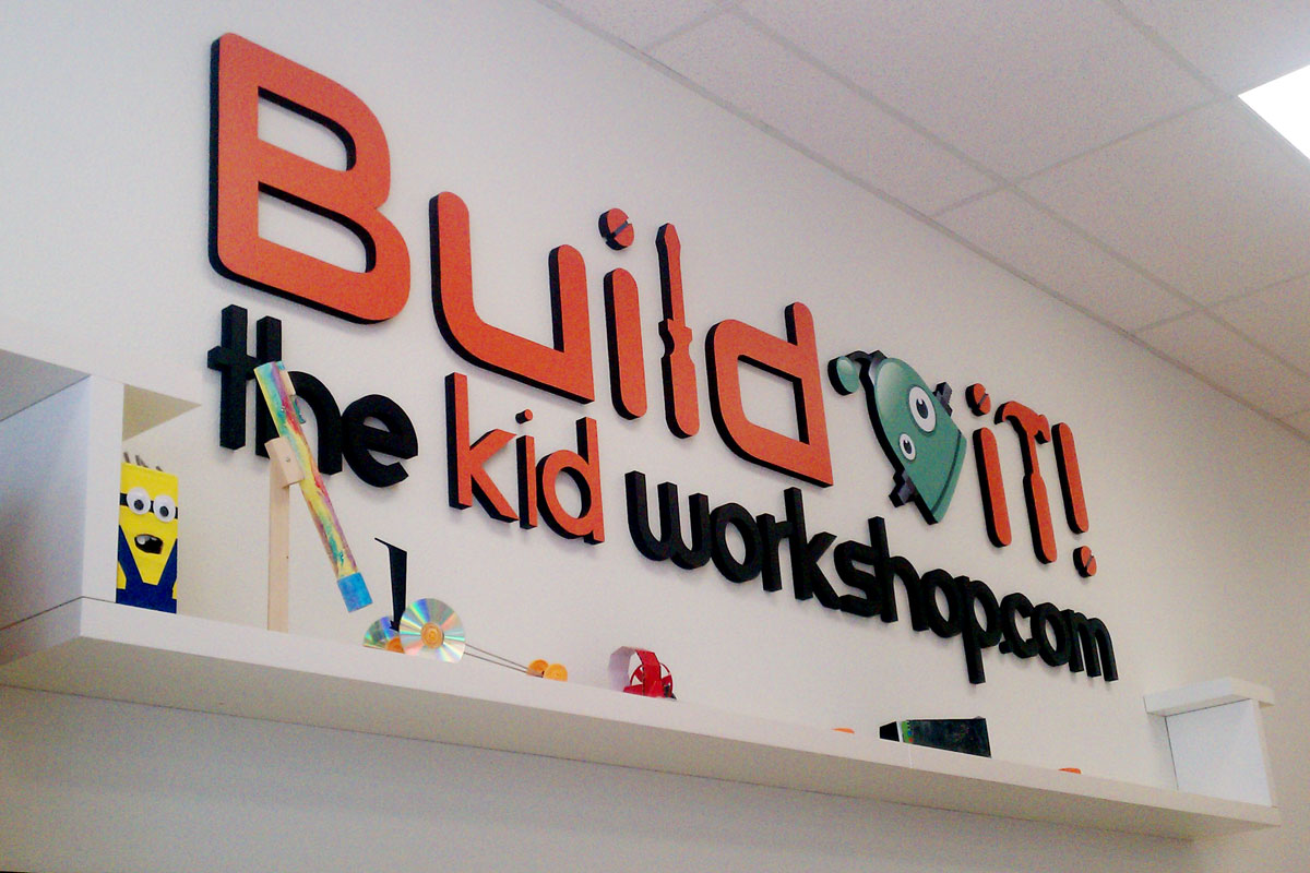 "Build It! The Kid Workshop: A Place for the Little ""Makers"""