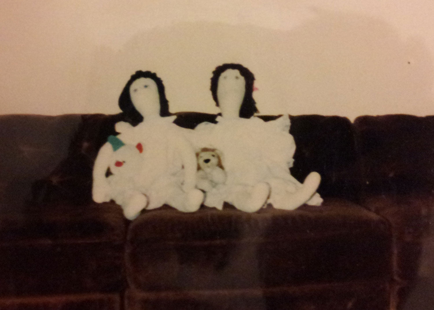 Throwback Thursday: Wannabe Cabbage Patch Dolls