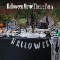 Host a Movie-Themed Halloween Party