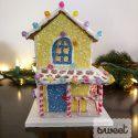 Glitter / Putz House: Farmhouse