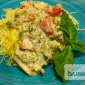 Eat Good Food – Creamy Pesto Chicken:  Paleo-Friendly and Gluten-Free
