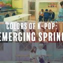 K-Pop Colors: Emerging Spring