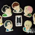 BTS Sugar Cookies