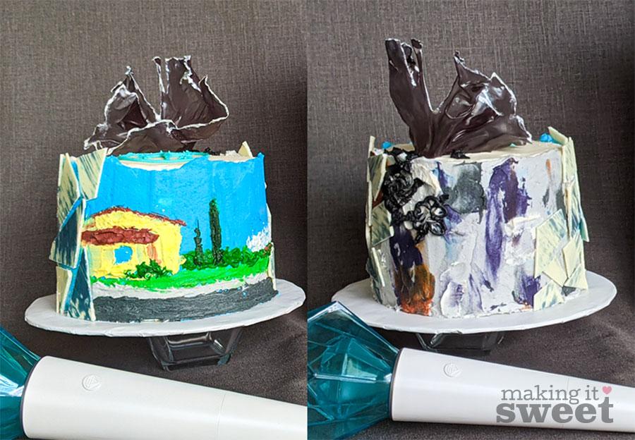 SHINee Comeback Cake – Don't Call Me